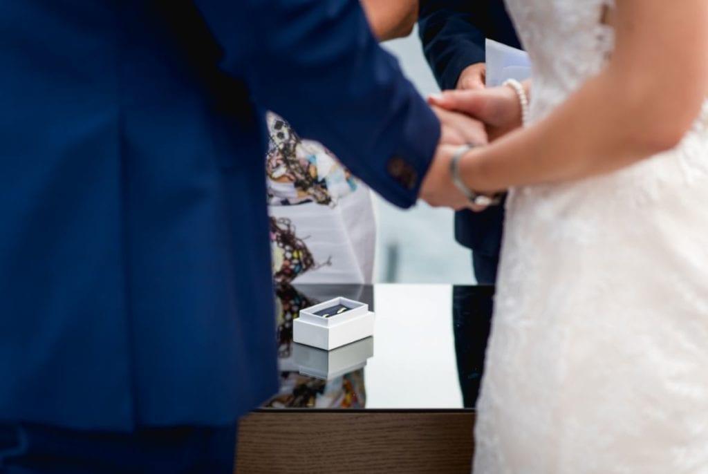 Ceremonia ślubna na Maderze