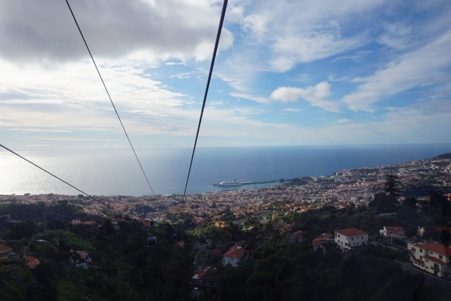 Funchal na Maderze
