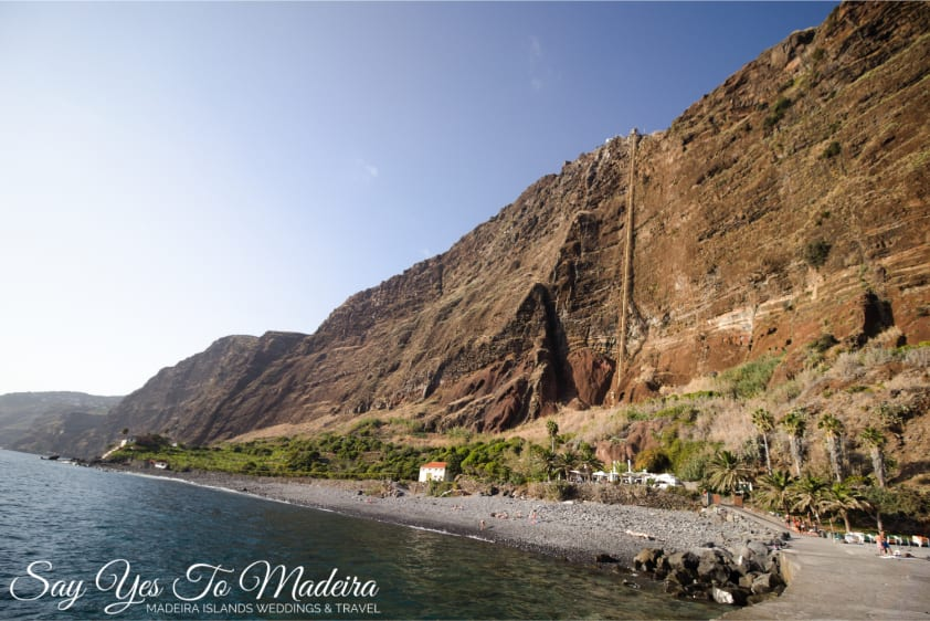 Must See in Madeira Island - Faja dos Padres beach Madeira Island