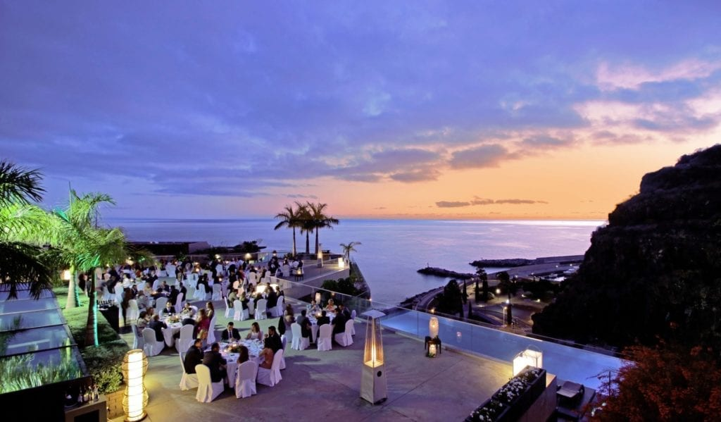 Wedding in Portugal: Hotel Savoy in Funchal is a perfect location for your dream destination wedding.