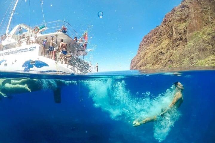 Madera: Plaże i kąpieliska na Maderze