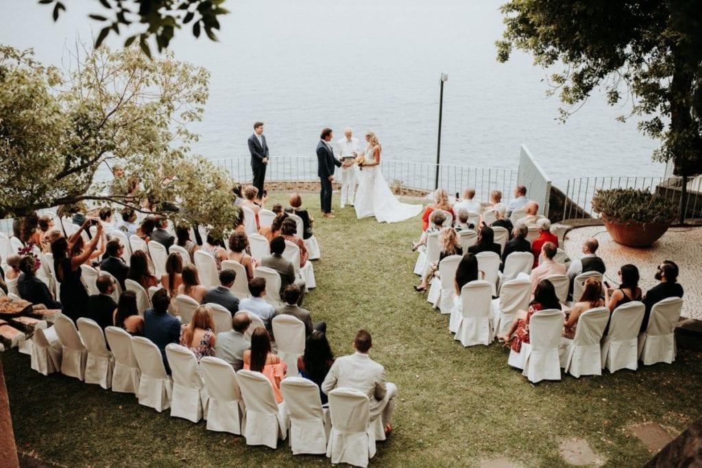 Trouwen in Funchal, Madeira -huwelijk in het buitenland - bestemming bruiloft op Madeira - trouwfotoshoot op Madeira