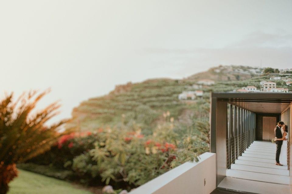 Geweldige trouwlocatie in Europa - Trouwen op Madeira - trouwen in Portugal -huwelijk in het buitenland - bestemming bruiloft op Madeira - trouwfotoshoot op Madeira