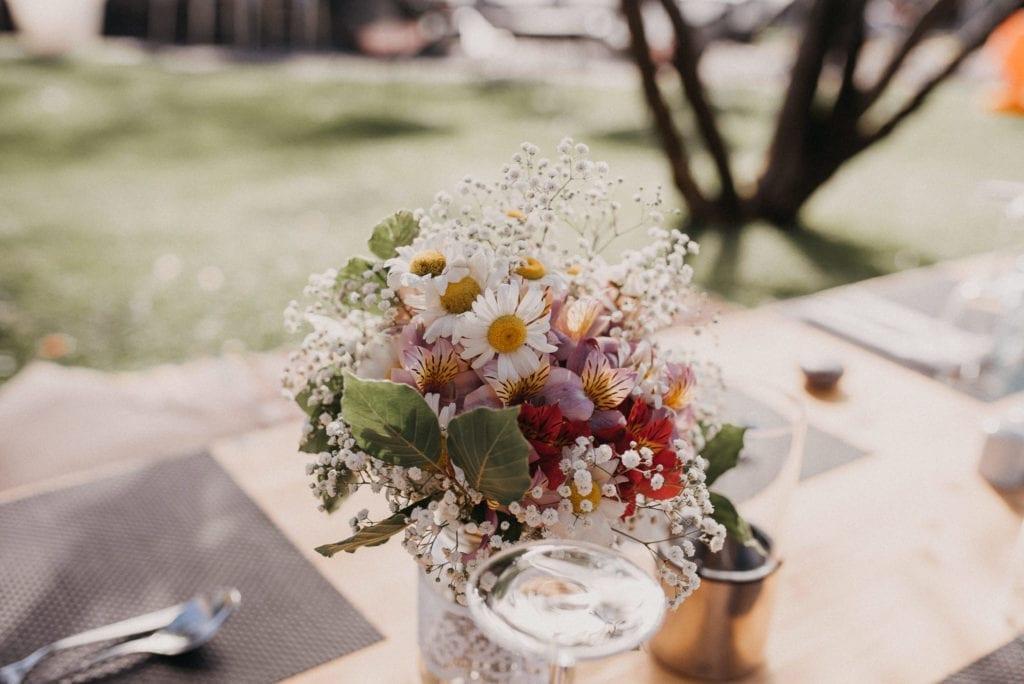 Boho huwelijk inspiratie - Trouwen in Portugal -huwelijk in het buitenland - bestemming bruiloft op Madeira - trouwfotoshoot op Madeira