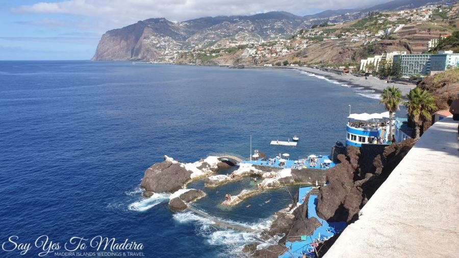 Best natural lava pools, pool complexes and a water park in Madeira Island.