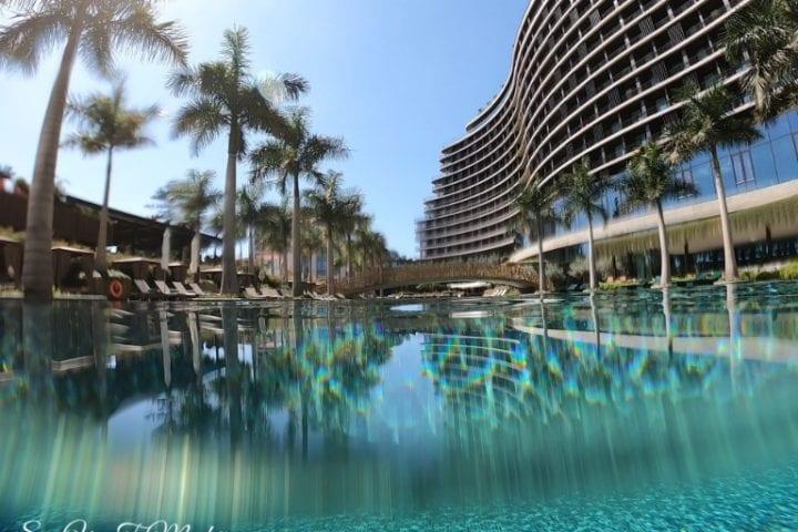 Luksusowy hotel z basenem na Maderze - Savoy Palace - opinie