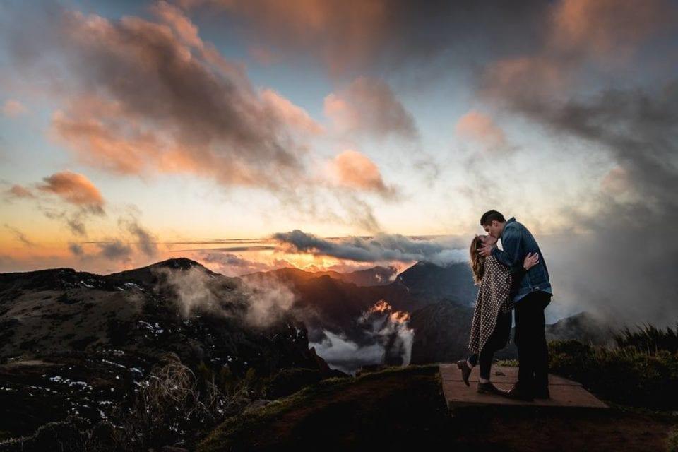Trouwen in Madeira -huwelijk in het buitenland - bestemming bruiloft op Madeira - trouwfotoshoot op Madeira