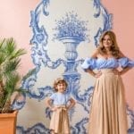 Mother daughter dresses: Spectacular matching dresses for the mother,daughter and the doll - made in Portugal #dress #matchingdress #girldress #girlfashion #fashion #portugal
