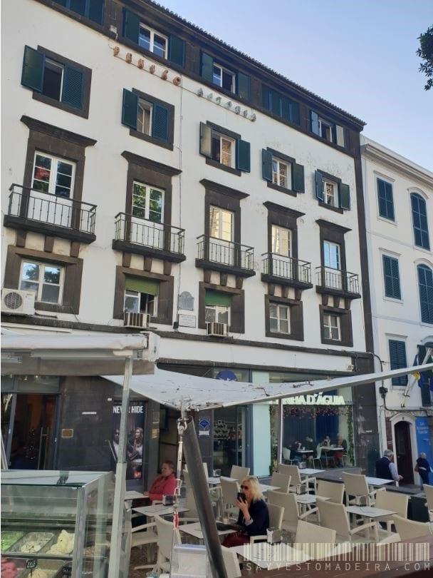 Cheap hotels in Funchal, Madeira, Portugal - Hotel Astoria    Tanie hotele w Funchal na Maderze - Hotel Astoria