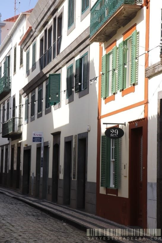 29 Madeira Hostel by Petit Hotels - Cheap hostel in the centre of Funchal || 29 Madeira Hostel by Petit Hotels - tani hostel w centrum Funchal na Maderze
