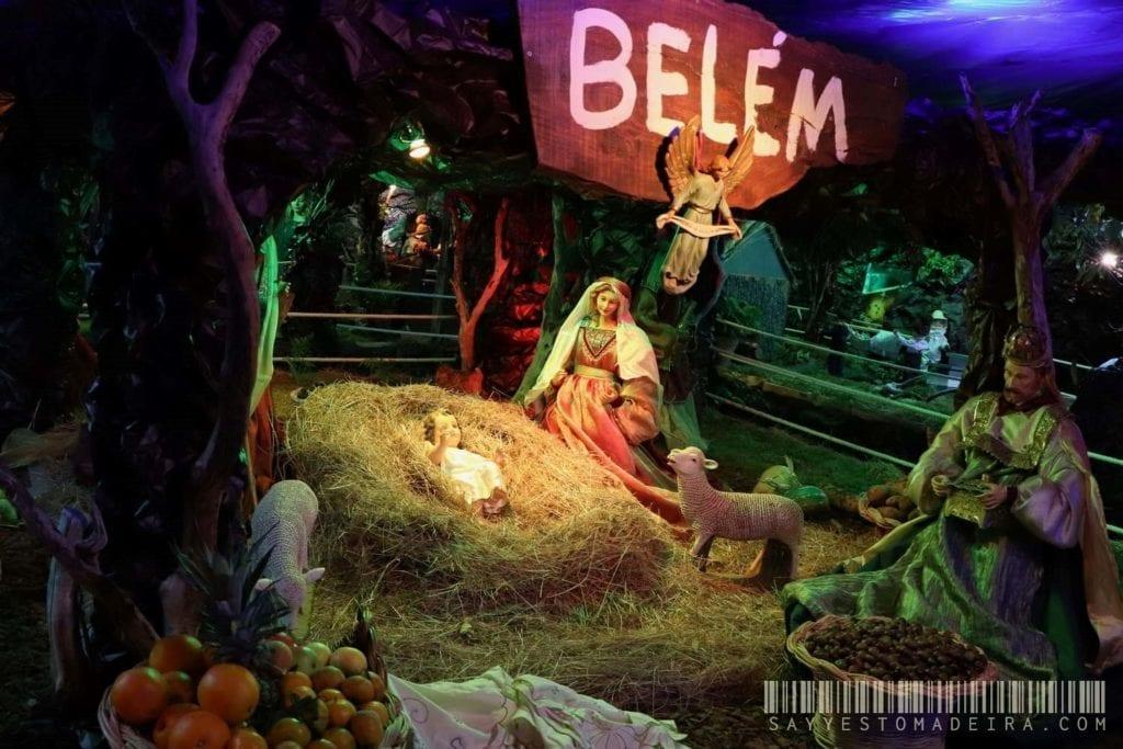 Mega Presepio Nativity Scene in Nun's Valley, Madeira - biggest nativity scene in Madeira || Największa na Maderze szopka bożonarodzeniowa w Dolinie Zakonnic na Maderze