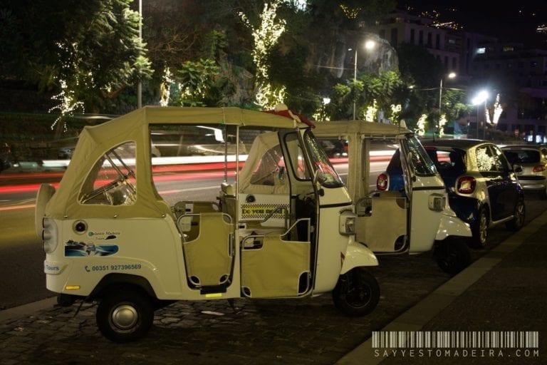 Best TukTuk Tours in Funchal | Najlepsze wycieczki TukTukiem w Funchal na Maderze