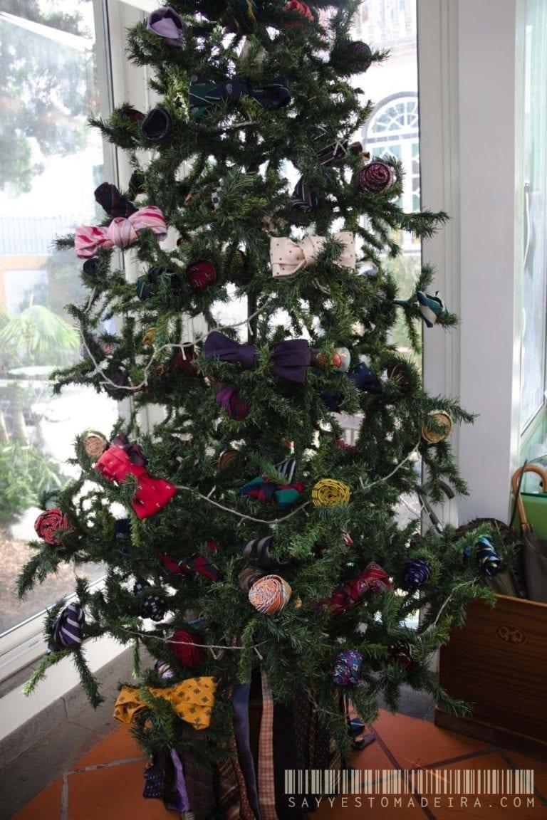 Christmas tree in Universo de Memórias in Funchal || Christmas tree in Universo de Memórias - Wszechświat wspomnień w Funchal
