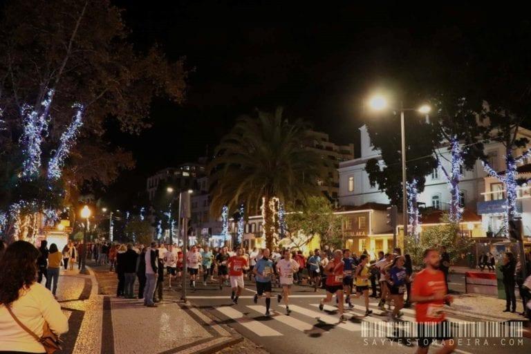Volta à Cidade do Funchal / São Silvestre Race Funchal / Bieg miejski w Funchal na Maderze