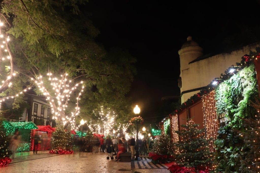 Christmas in Funchal - Boże Narodzenie na Maderze