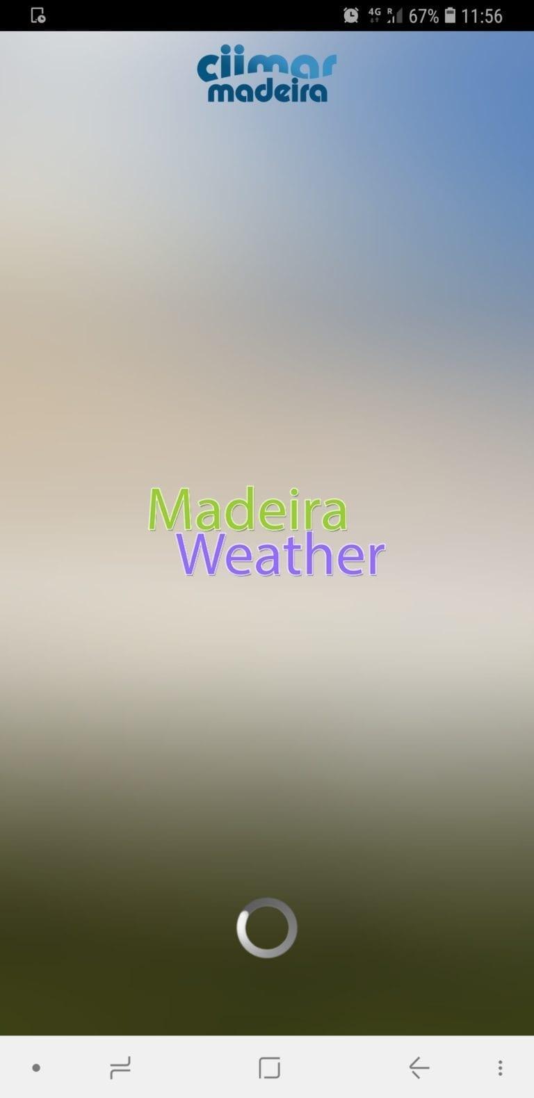 Madeira Weather App - the most reliable weather app for Madeira Island || Najlepsza prognoza pogody na Maderze (Portugalia)