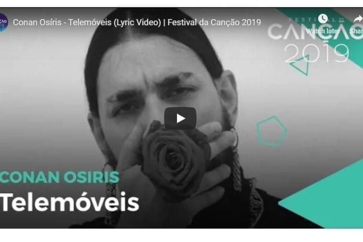 Eurowizja 2019 Portugalia: Conan Osiris- kim jest reprezentant Portugalii na konkursie Eurowizji 2019? O czym jest piosenka Telemoveis?
