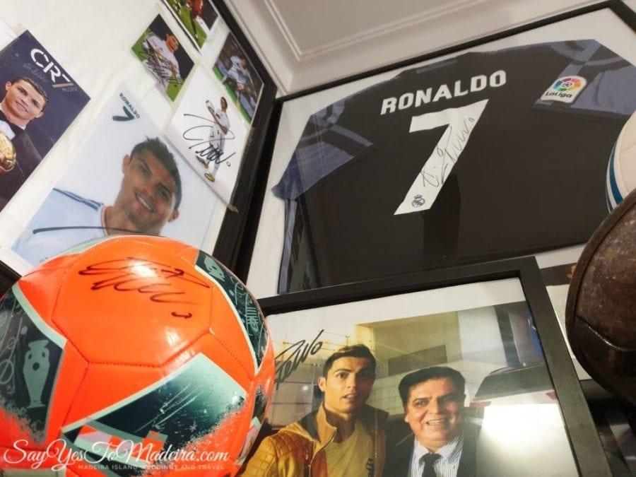 Cristiano Ronaldo places Madeira - Poncha bar in Camara de Lobos