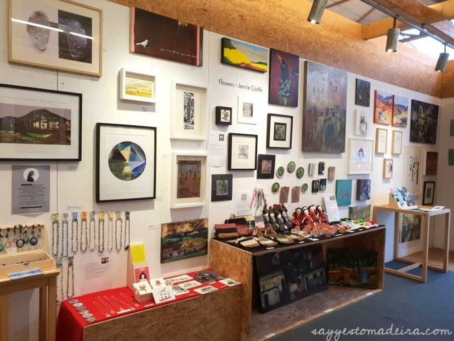 Armazém do Mercado Funchal - Funchal indoor attractions - art galleries in Madeira #madeira #artgallery Galeria sztuki Armazém do Mercado w Funchal. Polecane miejsca w Funchal