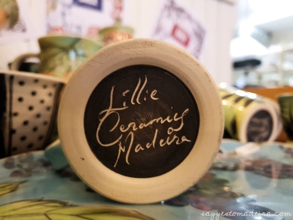 Lillie Ceramics, Armazém do Mercado, Funchal #madeira #handmade #beautiful