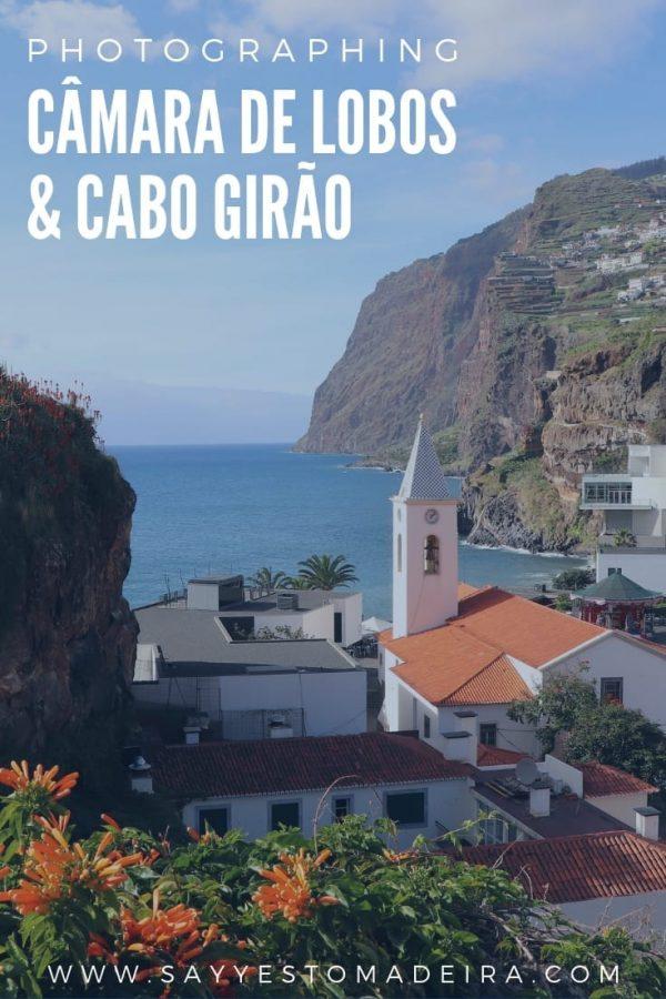 Best attractions in Madeira - Camara de Lobos