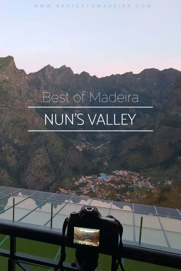 Best of Madeira - Nun's Valley Curral Das Freiras - hiking in Nun's Valley