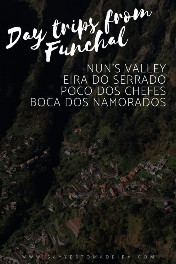 Day trips from Funchal - How to get to Curral das Freiras by bus