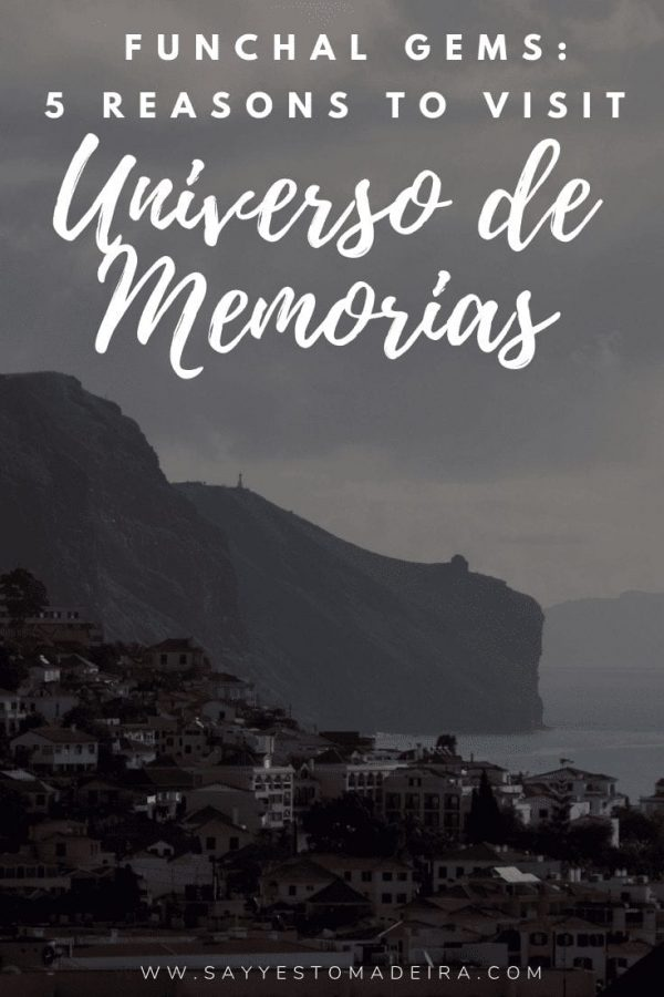 Universo de Memorias Joao Carlos Abreu - hidden gems of Madeira Island - hidden gems of Funchal