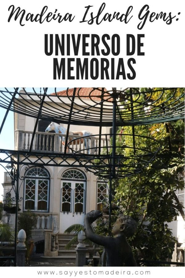 Funchal attractions: Universo de Memorias Joao Carlos Abreu - best museum Madeira Island