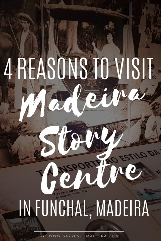 Things to do in Funchal: Madeira Story Centre