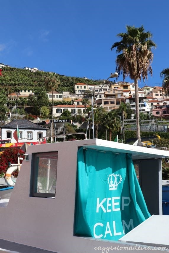Madeira attractions: What to do in Camara de Lobos. Instagrammable spots in Camara de Lobos. Pictures Camara de Lobos #madeira