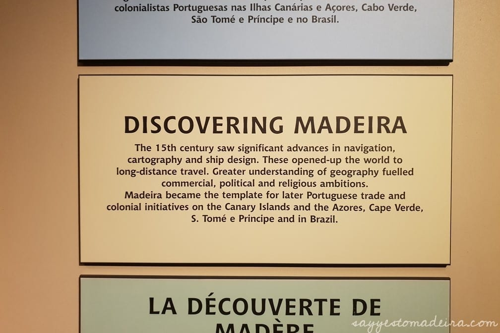 Madeira attractions Funchal - Madeira Story Centre in the Old Town #madeira #funchal #portugal Atrakcje w Funchal - muzeum Madeira Story Centre
