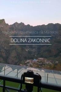 Madera atrakcje i miejsca które trzeba zobaczyc - Eira do Serrado Dolina Zakonnic Curral das Freiras
