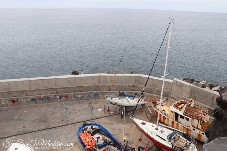 Camara de Lobos - Funchal Promenade via Praia Formosa