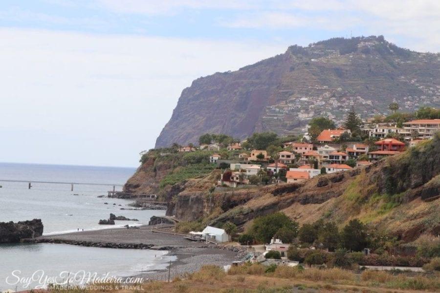 Camara de Lobos - Funchal Promenade, Madeira Island