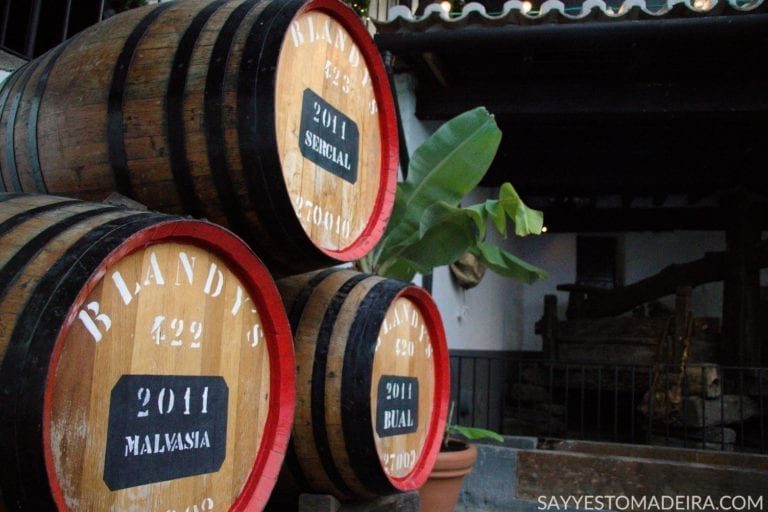 Madeira Wine tours - Blandys Wine Lodge in Funchal - Funchal attractions