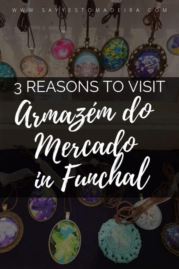 Armazem do Mercado - atrakcje i ciekawe miejsca w Funchal