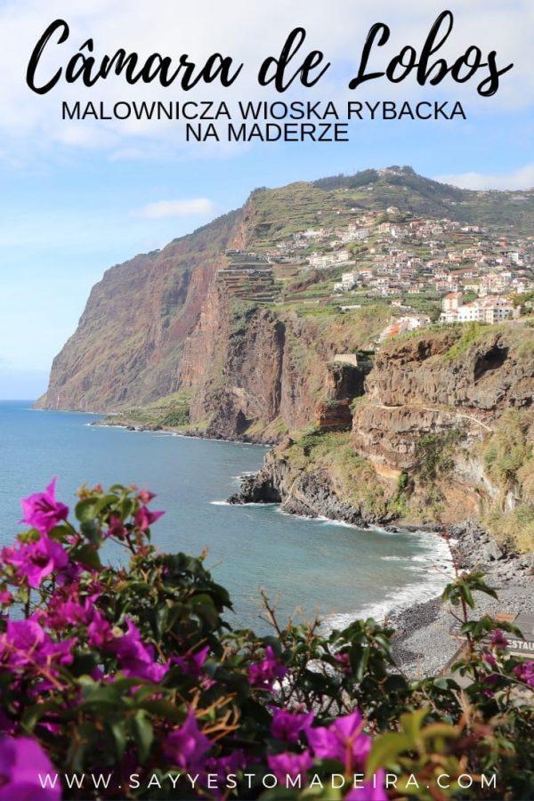 Ciekawe miejsca na Maderze: Camara de Lobos