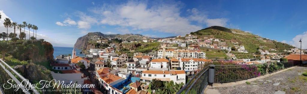 Co warto zobaczyć na Maderze: Zatoka w Camara de Lobos - kolorowa wioska rybacka na Maderze