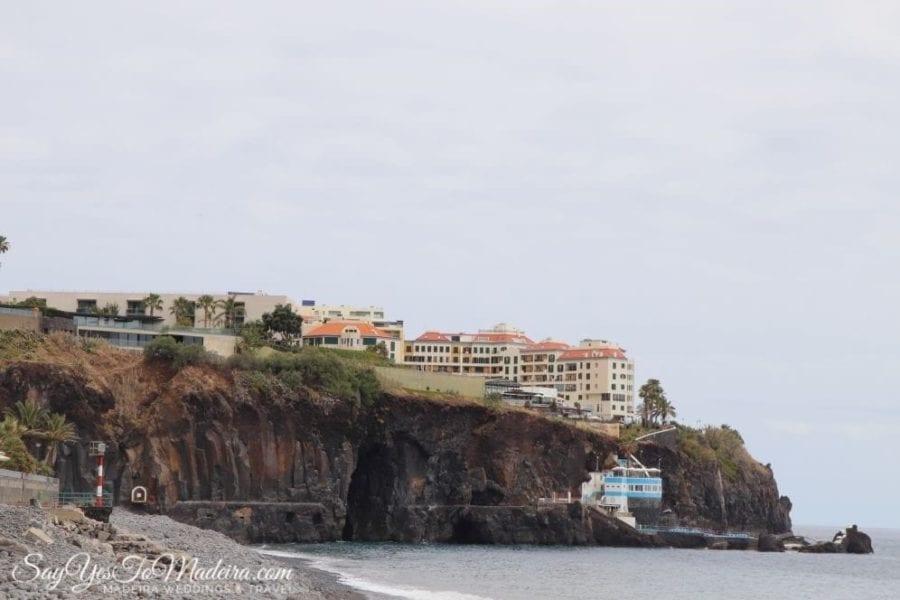 Promenada z Funchal do Camara de Lobos, Madeira