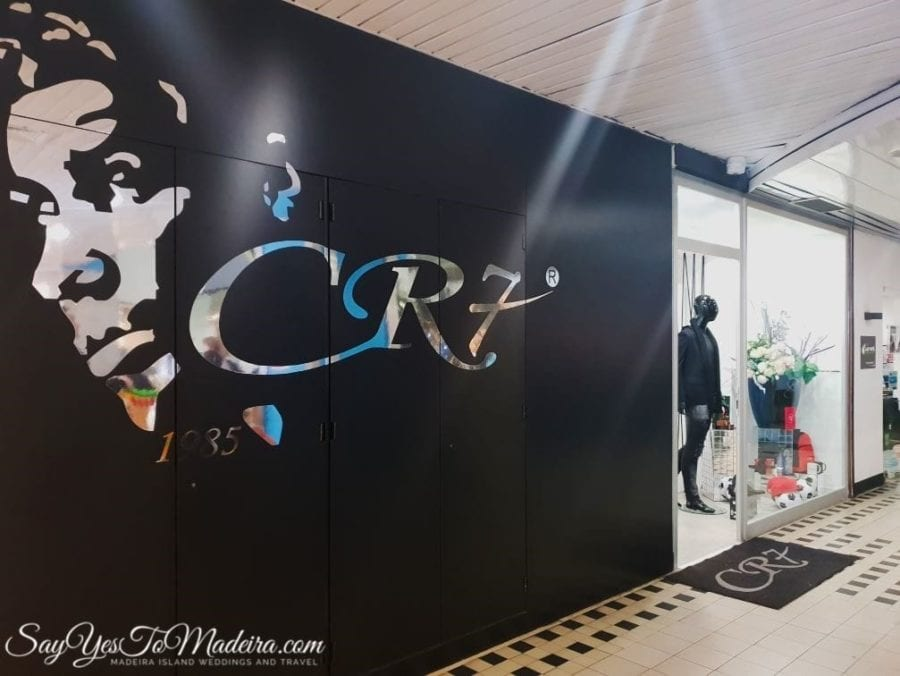 Cristiano Ronaldo's Official Store in Funchal