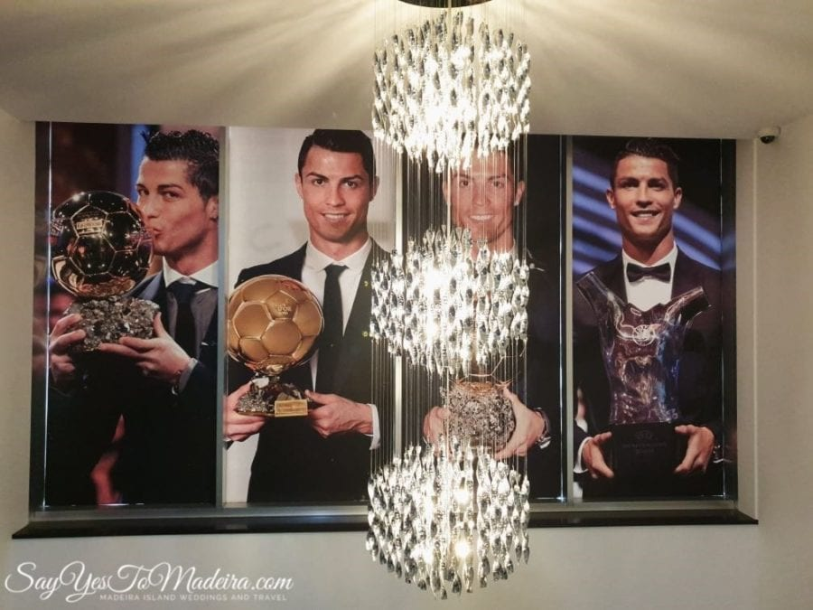 Must see museums Madeira: Cristiano Ronaldo - CR7 Museum in Funchal