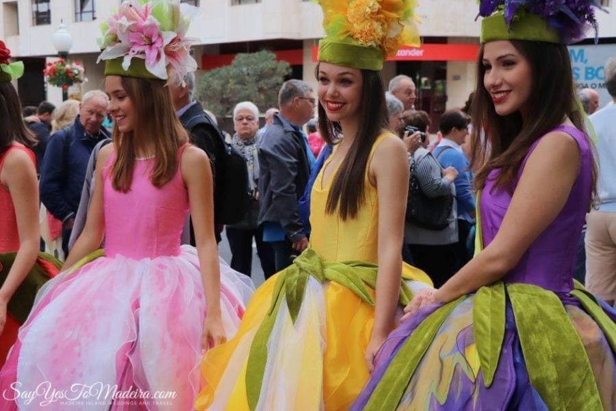 Flower Festival Funchal Madeira Portugal (46)