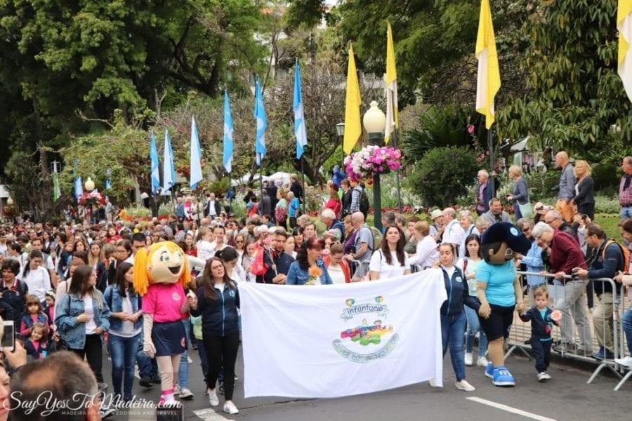 Flower Festival Funchal Madeira Portugal (58)