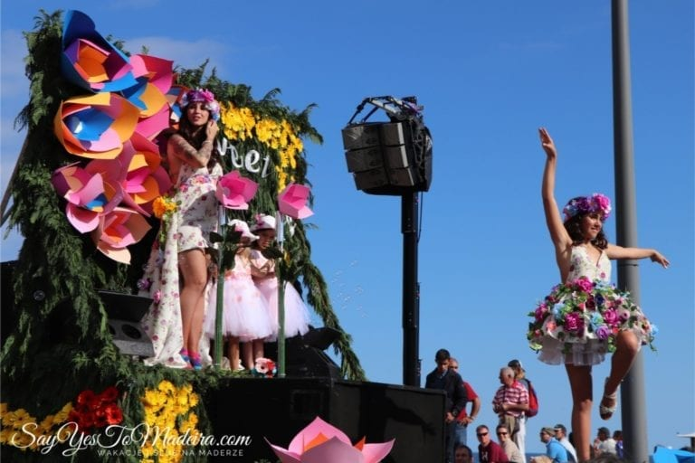 'A Lenda de Machim – A Flor de Amor' – Sweet Dancers