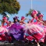 Best time to visit Madeira Island: Festa da Flor. Cortejo 2019 - Flower Parade 2019 Madeira Island