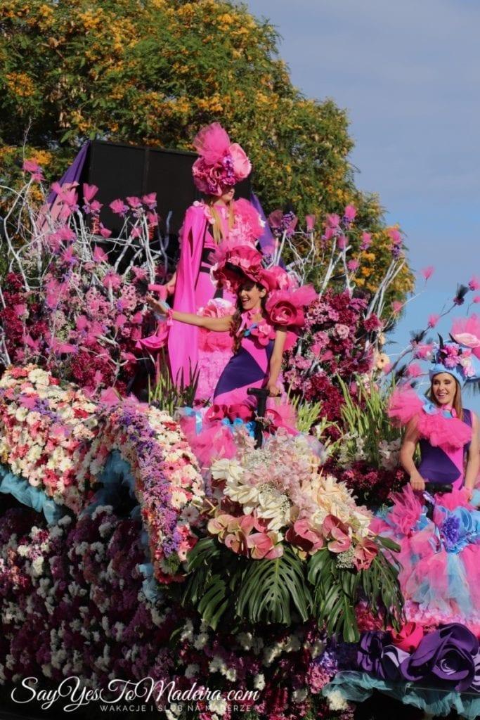 Festa da Flor Cortejo 2019 - Flower Parade 2019 Madeira Island -Parada Kwiatów na Maderze 2019