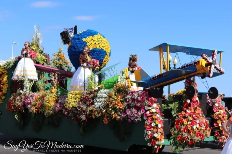Parada Kwiatow 2019 na Maderze. Swieto Kwiatow w Funchal (60)