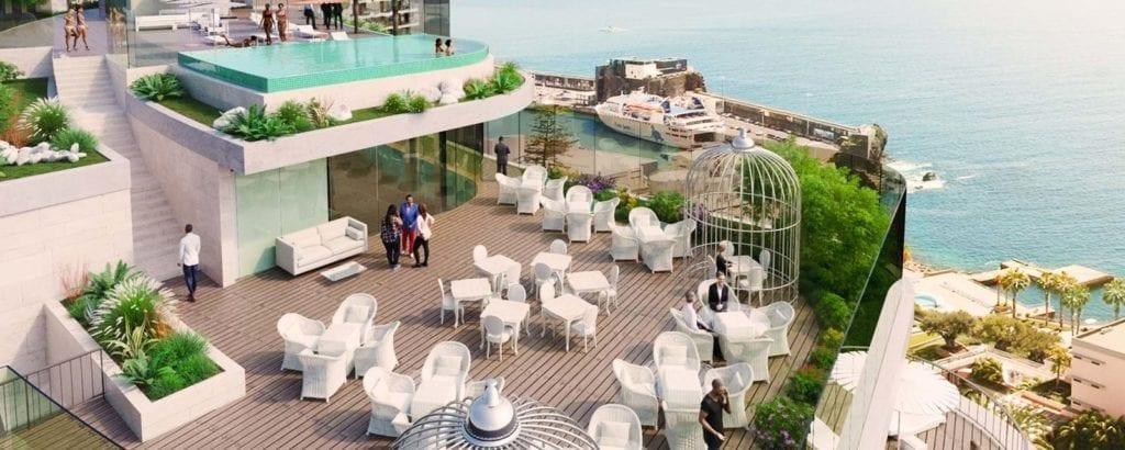 Savoy Palace in Funchal - Luxury Premium hotel Madeira Island, Portugal - Luksusowy hotel na Maderze