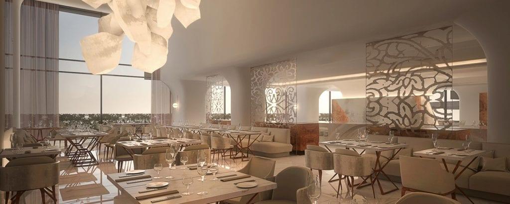 Savoy Palace restaurant in Funchal - Luxury hotels Madeira Island - Luksusowy hotel na Maderze
